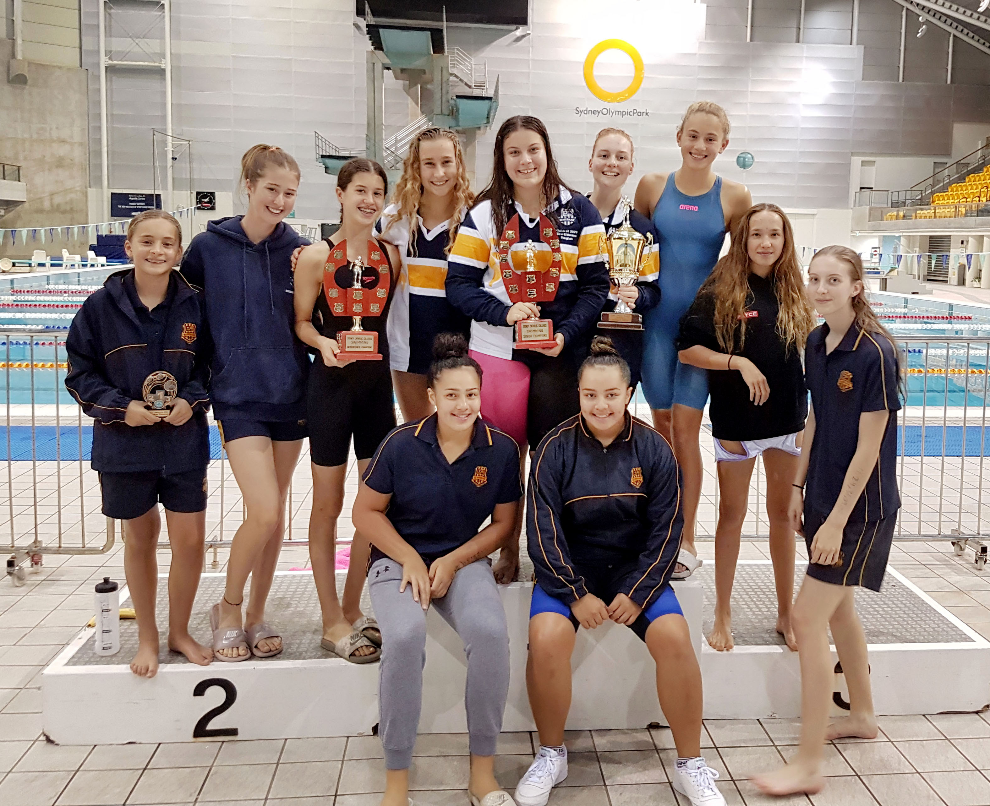 Congratulations to our CBSA and SCC Swimming teams