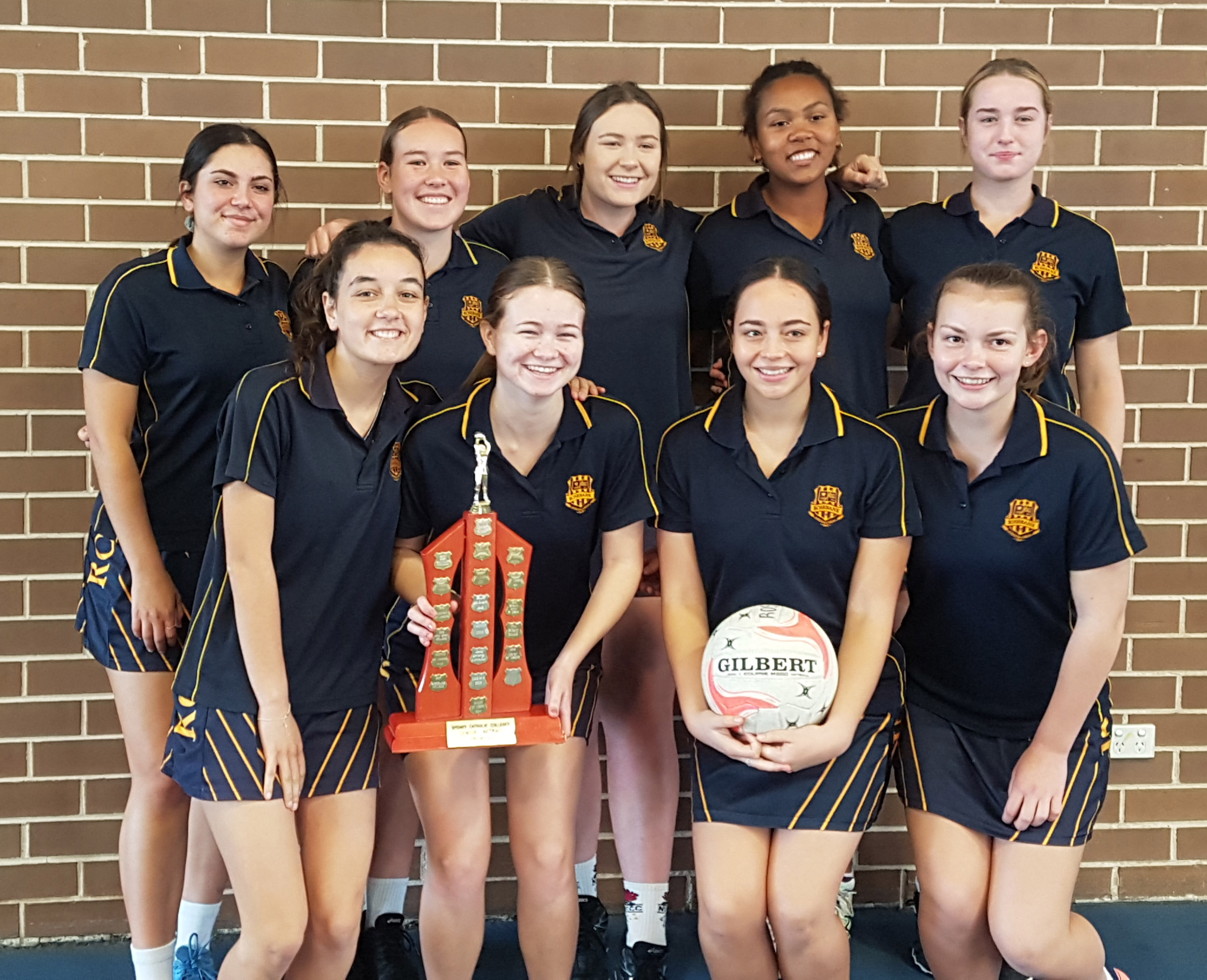 Congratulations to our Netball Champions